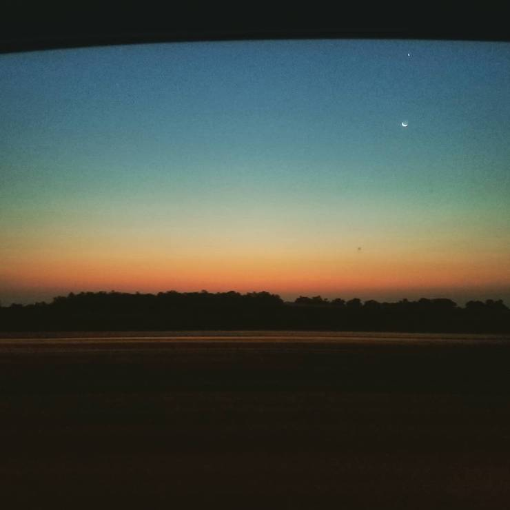 Cali Sunrise